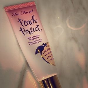🍑Too Faced Peach Perfect Foundation - Nude🍑